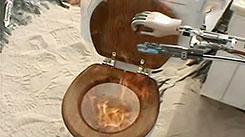 Ледяная пуля. Взрывающийся унитаз. Кто намокнет сильнее ...