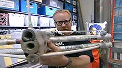 Бумажный самострел. Легенды о водке II.