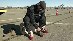 Вождение в каблуках