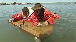 Спасение с Титаника